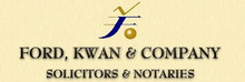 Ford, Kwan & Company Solicitors & Notaries